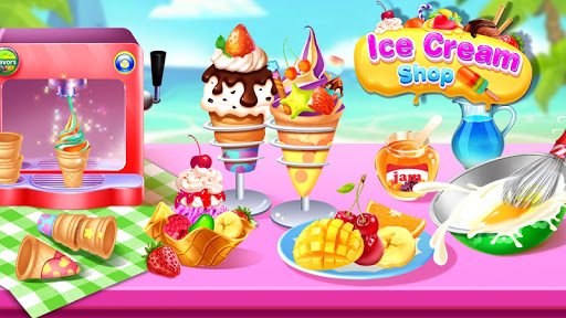 🍦🍦Ice Cream Master 2 - Popular Dessert Shop apklade screenshots 2