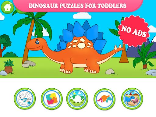 Dinosaur Puzzles for Kids  screenshots 17
