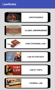 Law Notes (Basics of Law) 1