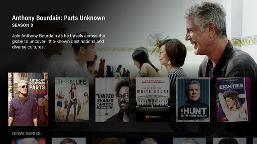 CNNgo for Android TV 2.10.3.1215 Screenshots 3