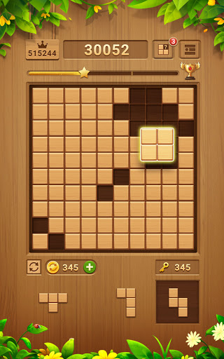 Wood Block Puzzle - Free Classic Block Puzzle Game 2.1.0 screenshots 12