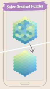 Free Color Gallery – Gradient Hue Puzzle Offline Games Apk Download 2021 4