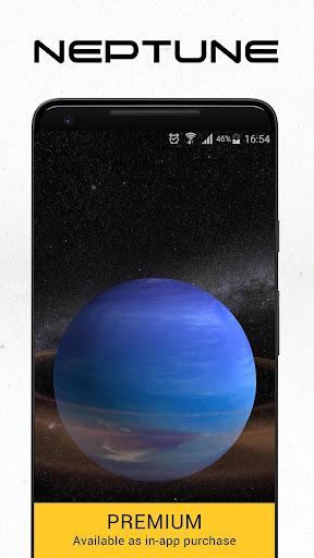 Space 3D Live Wallpaper apktram screenshots 8