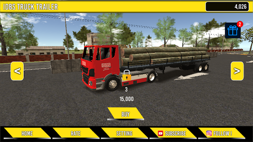 IDBS Truck Trailer 4.0 screenshots 7