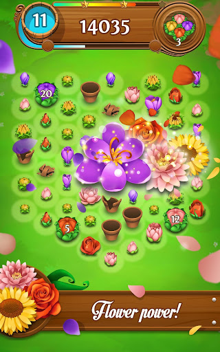 Blossom Blast Saga 100.5.1 Screenshots 3