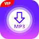 VIP : MP3 Music Downloader & Download Free Songs - 無料セール中の便利アプリ Android