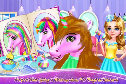 My Unicorn Beauty Salon 1.0.9 Screenshots 11