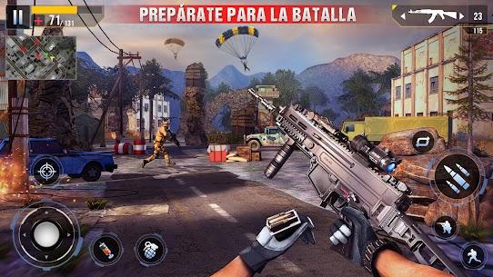 Real Commando Secret Mission 2