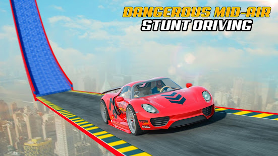 Superhero Car Games GT Racing Stunts - Game 2021 1.22 Screenshots 21