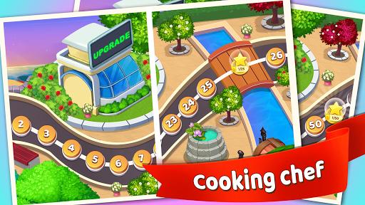 Cuisine Etoile - Fièvre jeux de cuisine APK MOD – Pièces Illimitées (Astuce) screenshots hack proof 2