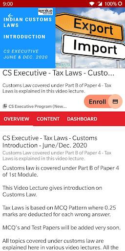 Ignite Academy | Learn Commerce - CA, CS, CMA  screenshots 3