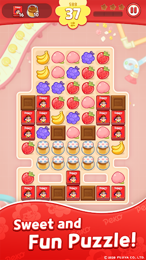 PEKO POP : Match 3 Puzzle 1.2.12 screenshots 2