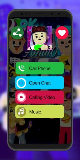 Fake video call for Pk xd 2021 1 screenshots 1