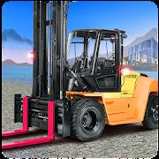 Real Forklift Simulator 2019: Cargo Forklift Games