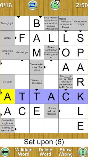 Arrow Crossword  screenshots 6