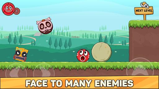 Roller Ball Adventure: Bounce Ball Hero android2mod screenshots 3