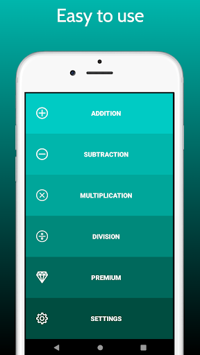 Learn Math, Multiplication,Division,Add & Subtract modiapk screenshots 1