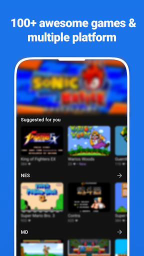 Video Game - Play Classic Retro Games APK MOD Download 1