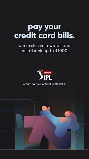 CRED - pay your credit card bills & earn rewards  screenshots 1