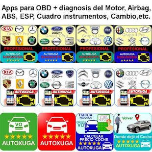 Diagnosis Faults Electronics Cars OBD2 1.0.230 Screenshots 8