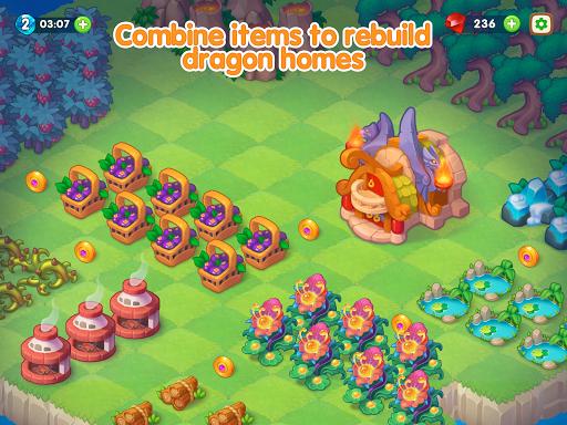 Dragon Magic - Merge Everything in Magical Games screenshots 16