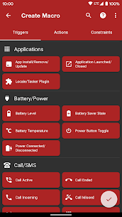 MacroDroid Mod Apk (Pro/Paid Features Unlocked) 5