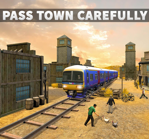 Real Train Driving Simulator: Railway Driver 2020 1.18 screenshots 9
