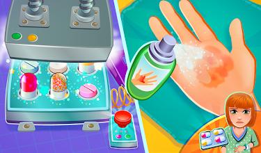 My Hospital: Doctor Game screenshot thumbnail