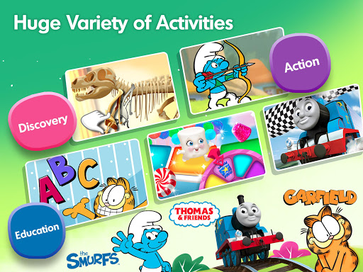 Budge World - Kids Games & Fun 10.2 Screenshots 20
