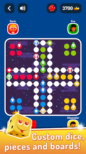 Ludo Trouble: German Parchis for the Parchis Star 2.0.26 Screenshots 23