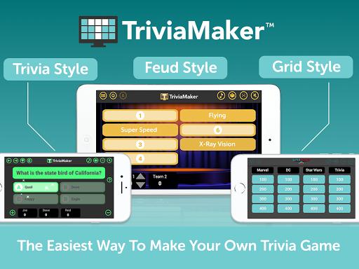 TriviaMaker - Quiz Creator, Game Show Trivia Maker 6.1.3 screenshots 9