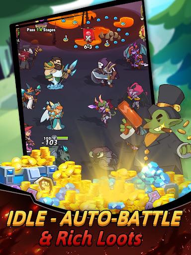 Hero Summoner - Free Idle Game  screenshots 10