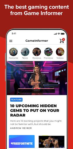 GameStop android2mod screenshots 5