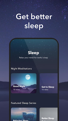 Simple Habit: Meditation, Sleep 1.36.8 Screenshots 5