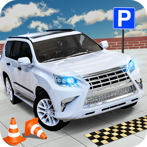Prado Car Games Modern Car Parking Car Games 2020