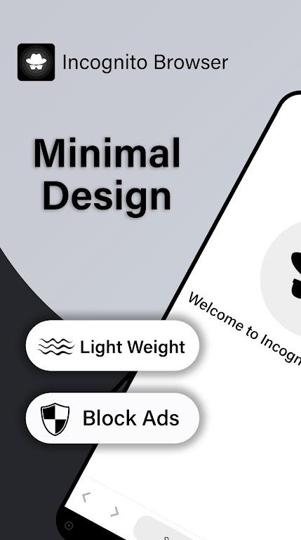 Incognito Browser Pro - Complete Private Browser  poster 0
