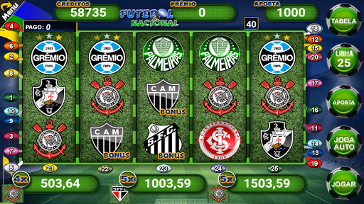 Halloween Slots 30 Linhas Multi Jogos apkdebit screenshots 5
