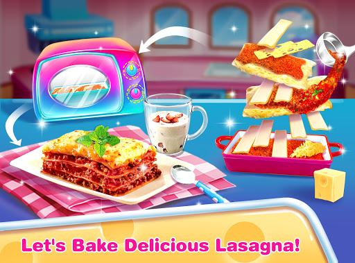Cheese Lasagna Cooking -Italian Baked Pasta 1.4 Screenshots 4