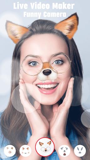 Camera filter for snappchat  Screenshots 1
