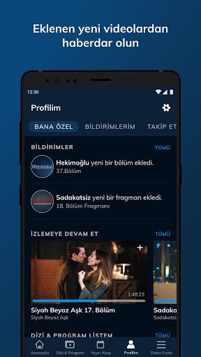 Kanal D apktram screenshots 4