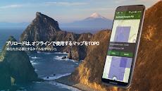 バックカントリー・ナビゲーターのTOPO GPSのおすすめ画像1