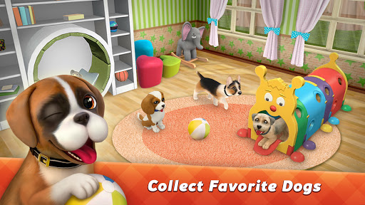 Dog Town: Pet Shop Game, Care & Play Dog Games 1.4.54 screenshots 9
