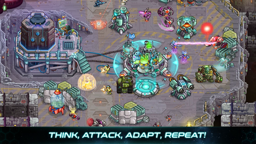Iron Marines: RTS Offline Real Time Strategy Game 1.6.3 screenshots 18