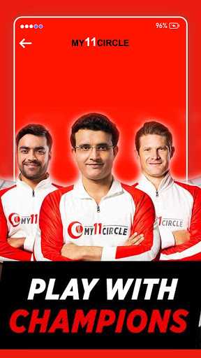 My11 Expert - My11Circle Team & My11 Team Cricket screen 0