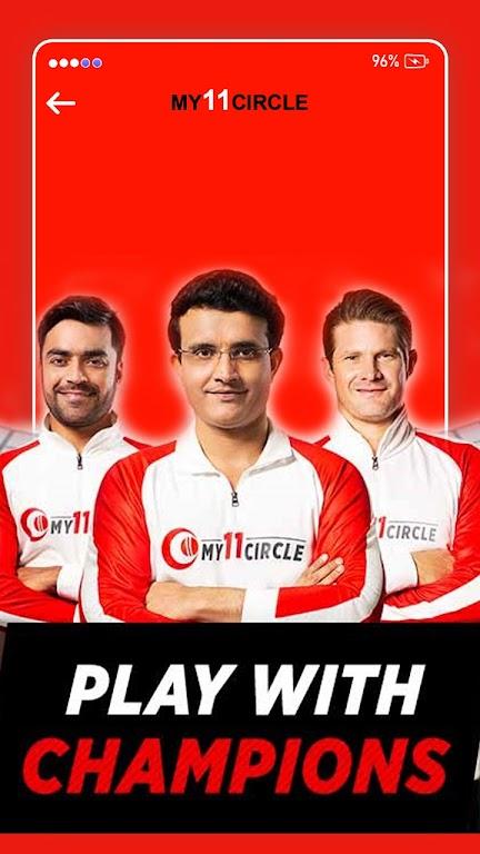 My11 Expert - My11Circle Team & My11 Team Cricket poster 0