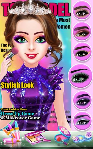 Covet Fashion Show - Dress Up Game & Makeover Game 1.0.3 screenshots 5