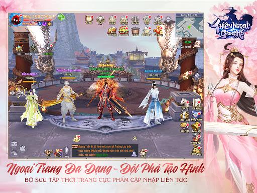 Thiu00ean Ngou1ea1i Giang Hu1ed3 - Thien Ngoai Giang Ho apktram screenshots 19