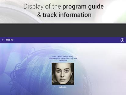 Radioline: live radio and podcast (fm-web-replay)