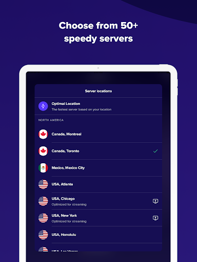 VPN SecureLine by Avast - Security & Privacy Proxy android2mod screenshots 14