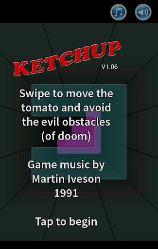ketchup screenshot 1